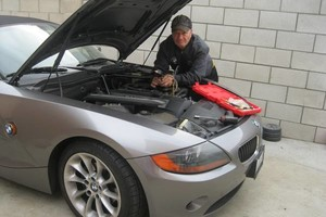 Photo #1: Factory Trained BMW Master Technician