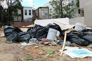 Photo #1: Trash, debri, clean up