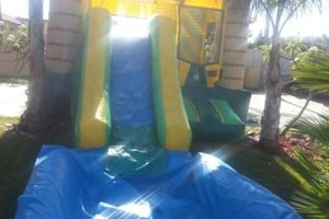 Photo #1: Party Rentals. Jumpers, tables, chairs and canopies