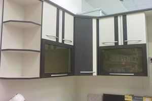 Photo #1: Kitchen cabinet