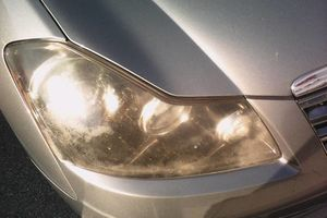 Photo #1: Automotive Headlight Restoration Service