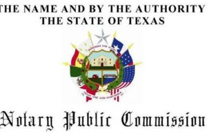 Photo #1: Notary Public in Irving TX