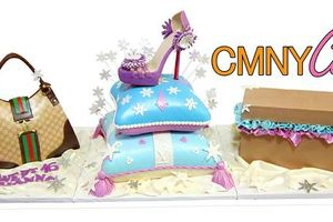 Photo #1: Fondant Cakes - Delivered within Queens and Beyond!