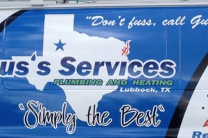 Photo #1: Gus's Services = Plumbing & Heating