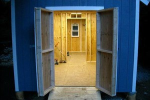 Photo #1: Custom Shed builder