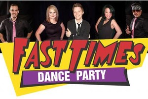 Photo #1: Fast Times Dance Party Band is Available For Your Next Event