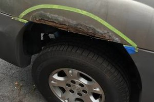 Photo #1: Rust Repair - Autobody - Dent Removal - Customization - Cheap