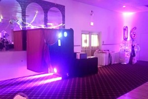 Photo #1: PHOTO BOOTH RENTAL wedding/ sweet16/ graduation/ birthday