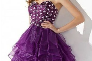 Photo #1: Prom/Gown Dress Seamstress Alterations. Low Prices!