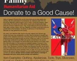 Photo #1: Mixed Martial Arts Lessons at The Calasanz Dojo Barter with Donations