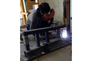 Photo #1: Iron work, iron worker, welding, welder, metal repair