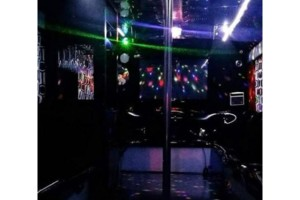 Photo #1: 20 Passenger Party Bus Rental with Stripper Pole/ and Free Hookah