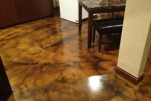 Photo #1: LOOK-CONCRETE-STAINING -CONCRETE