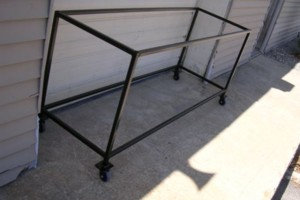 Photo #1: PORTABLE WELDING / METAL FABRICATION SHOP