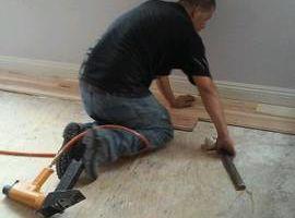 Photo #1: Flooring installer, painter GOOD PRICES