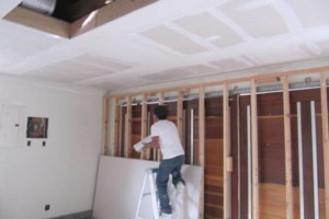 Photo #1: Drywall and painting