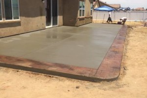 Photo #1: AGGRESSIVE CONCRETE SERVICES ! Serving the antelope valley
