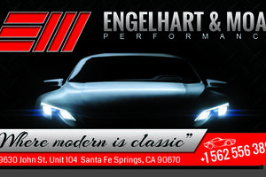 Photo #1: ENGELHART & MOAT Performance Shop Services and General Auto Repair