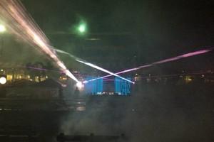 Photo #1: Making It Happen inc. Laser light shows!