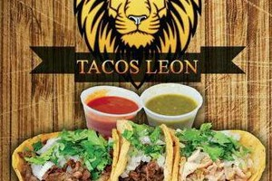 Photo #1: Tacos Leon - Mexican Catering