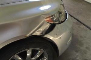Photo #1: MAGIC MOBILE AUTO COLLISION REPAIR