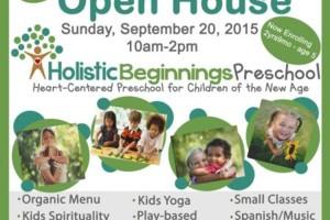 Photo #1: OPENING September 2015 - Holistic Beginnings Preschool