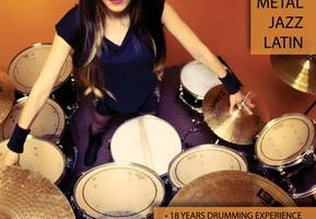 Photo #1: Drum Lessons with Melissa