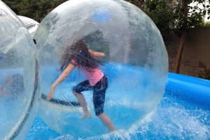 Photo #1: WATER BALL RENTALS-BIRTHDAY PARTY RENTALS-PARTY RENTALS
