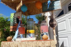 Photo #1: Tiki Bar for your next Party and Event!!