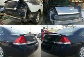 Photo #1: A Pro MOBILE AUTO BODY REPAIR AND RESTORE