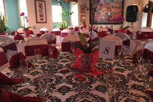 Photo #1: Decoration for Wedding, Quinsenera, Babyshower or any occasion