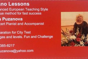 Photo #1: PIANO LESSONS - top quality EXPERT teacher at reasonable rates