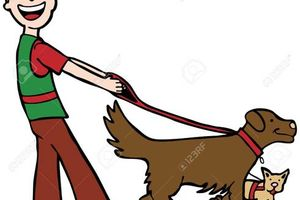 Photo #1: Dog Walker In West Hills $10