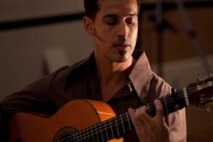 Photo #1: Garcia Flamenco Guitar ~ weddings, corporate & private events