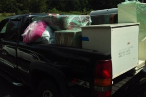 Photo #1: Mj's Junk Removal & Estate Clean Outs