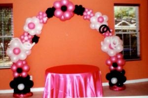 Photo #1: Balloon party and event decoration