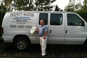 Photo #1: Perfect Match Interiors. WALLPAPERING & INTERIOR PAINTING