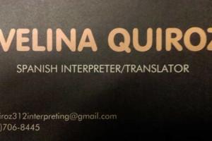 Photo #1: Spanish Interpreter/Translator