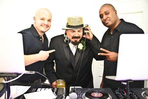 Photo #1: DJ SERVICES - Backyards - Weddings - Bdays - Corporate - Pool Parties
