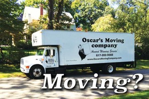 Photo #1: Oscar's Moving Company - Rated A+ on BBB