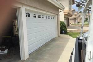 Photo #1: YZ Garage Doors Repairs and Installations