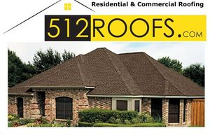 Photo #1: 512 Roofing - Fast & Friendly Service - Free Estimate