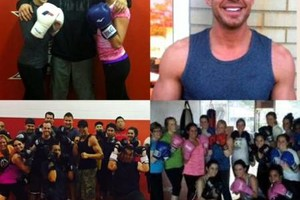 Photo #1: BOXING CLASSES for Men&Women 3 MONTHS for $99!