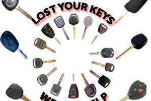 Photo #1: CAR KEYS AND REMOTES