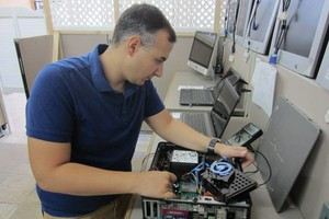 Photo #1: FREE ESTIMATE - AardTech Computer Repair Service