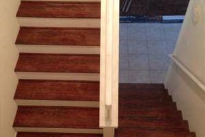 Photo #1: Laminate installer