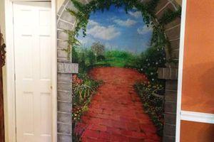 Photo #1: (PAINTER) Art Work, Murals ANDREAS PAINTING BROS. LLC