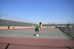 Photo #1: Tennis Lesson 4 Kids, Varsity High School Student in The Westside