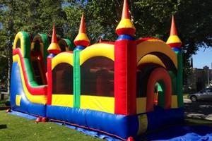 Photo #1: Mega Fun Party Rentals