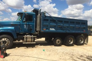 Photo #1: Blackwater Hauling. Driveway, Dump truck, hauling, driveways, hauloff